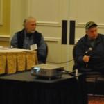 Chris Petersen and Jim Norris